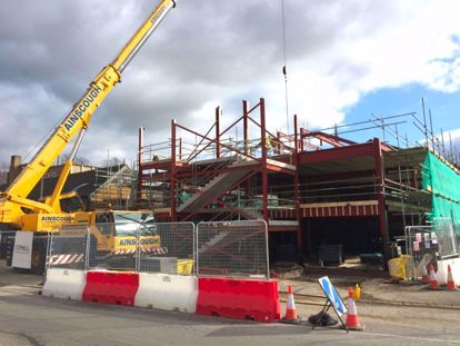 Picture of On Site Steel Constructions