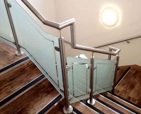 Picture for category Balustrades & Handrails