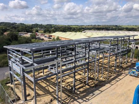 Picture for category Structural Steel