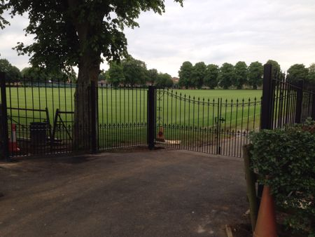 Picture for category Gates & Railings